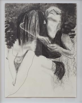 Grafito sobre papel, 60x42cm, 2019